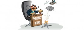 IHRB's pharmacist is struck-off the Register