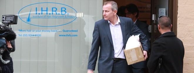 HCCC's Tony Kofkin heads new raid on IHRB