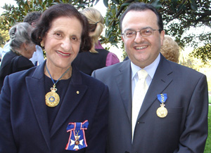 John Gullotta and Marie bashir