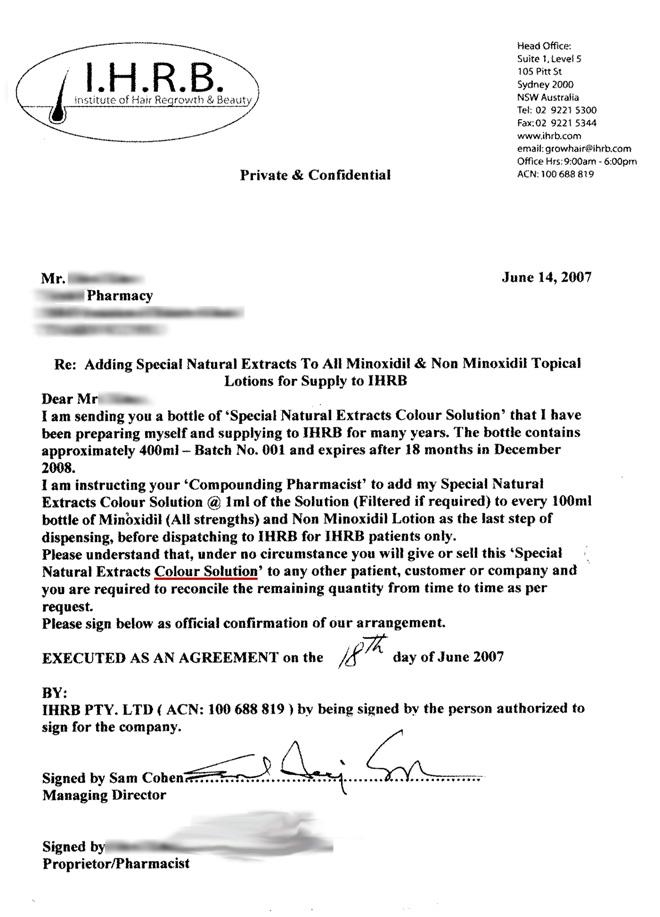 IHRBs Most Secret Files Found