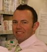 Pharmacist Jonathan Fryar has been de-registered effective 10 May 2013 and cannot apply for registration for 18 months.