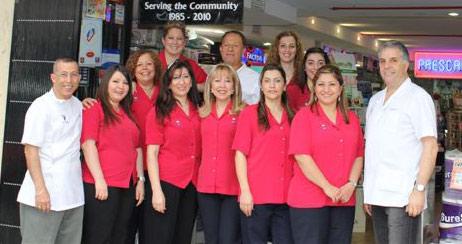 Team at Elias Pharmacy