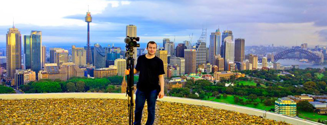 Documentary Filmmaker Joshua Marks has been appointed by Plutonium to produce BLUNDER. Joshua is an AFTRS graduate whose Fox Studio office sees him working with