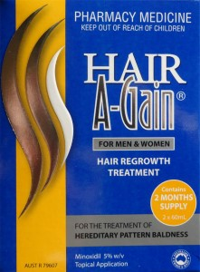 Hair A-Gain two-pack